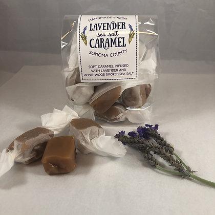 Lavender Caramels
