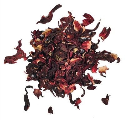 Organic Tea and Trumpets Hibiscus