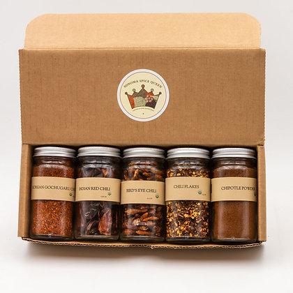 Organic Chili Box