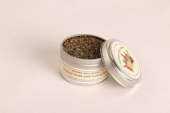 Italian Herb and Garlic Mix