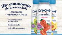 Re-enamórate de lo esencial con Danone