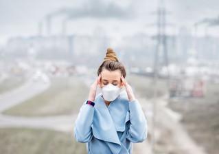 Contaminación ambiental y polinización, pueden generar crisis asmáticas