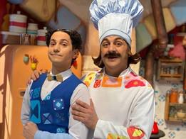 Diego Topa llega a Disney+ en el ristorantino de Arnoldo