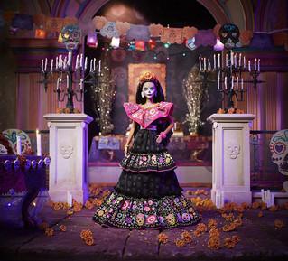 Barbie y Ken rinden homenaje a las tradiciones mexicanas