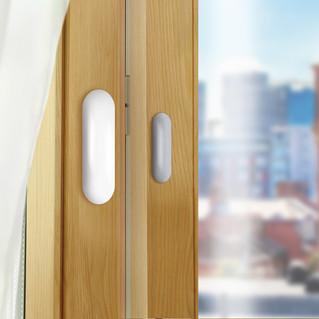 TechZone ofrece tranquilidad con sus  sensores de movimiento, puertas y ventanas