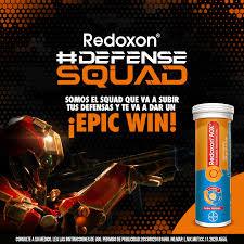 Redoxon aumenta las defensas en el mundo de los videojuegos