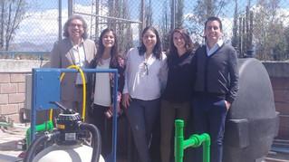 Rotoplas y el Centro de Investigación de Estudios Avanzados inician el saneamiento del Canal de Chal