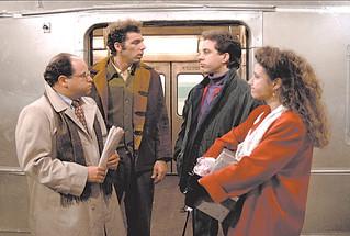 Warner Channel estrena la primera temporada de Seinfeld
