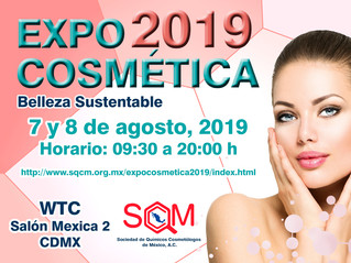 Expo Cosmética presentará lo mejor y más innovador en el sector cosmético mexicano