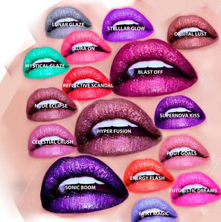 ¡El máximo color nunca había tenido tanto brillo para tus labios!