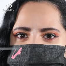 Ojos, ojos y más ojos, nuevo punto focal del rostro en esta realidad.