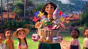 Encanto de Walt Disney cuenta la historia de  una familia extraordina