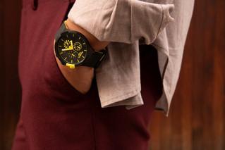Swatch lanza Big Bold Chrono