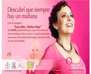 """El programa """"Luzca Bien… Siéntase Mejor"""" ayuda a pacientes mediante talleres de oncoestéti"""