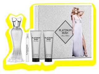 PARIS HILTON presenta su fragancia Platinum Rush