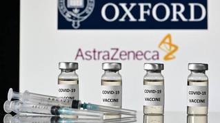 Vacuna AstraZeneca COVID-19 es segura y eficaz