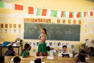 Garnier apoya a UNICEF para llevar educación a la niñez