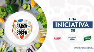 Unilever apoya la reducción de desperdicios de alimentos en el hogar