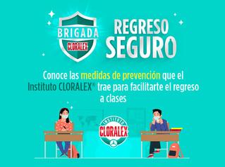 """""""Protocolo de mejores prácticas"""" para un regreso a escuelas seguro"""
