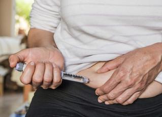 Necesaria correcta aplicación de insulina en adultos mayores