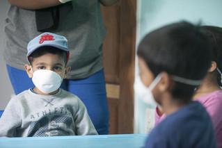 Menores de 5 años recuperados de COVID-19 podrían presentar secuelas