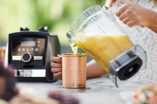 ¡Salud! con un delicioso y fresco tequila, bebida emblemática mexicana
