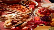 Recetas vegetarianas para Año Nuevo