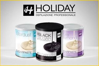 Holiday quiere presentarte Sugar Paste para una depilación perfecta