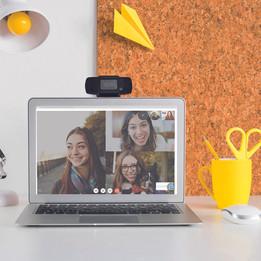 TechZone facilita la comunicación con su nueva cámara web