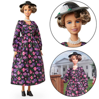 "La nueva línea de Barbie ""Inspiring Women"""