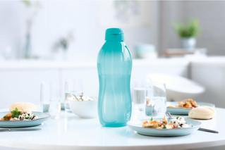 Tupperware® cuida el agua, es fuente de vida