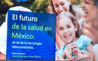 El Futuro de la Salud a través de las tecnologías interconectadas