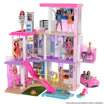 Barbie remodela su Mega Casa de los Sueños