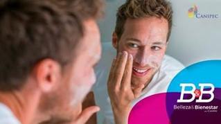 Rutina facial Flash para hombres