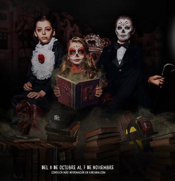 El Halloween más divertido llega a KidZania