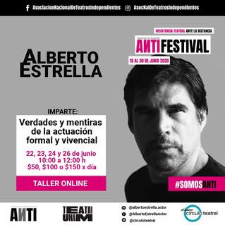 El círculo teatral participará en festival de la resistencia por la pandemia