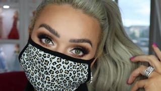 Maquillaje de ojos, la tendencia del 2021 ante el uso de cubrebocas