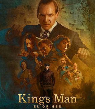 KING'S MAN - EL ORIGEN, la nueva película de 20th Century Studios