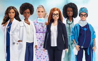 #ThankYouHeroe, Mattel honra a los trabajadores médicos