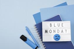 Blue Monday ¿CÓMO SUPERAR EL DÍA MÁS TRISTE DEL AÑO?