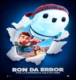 Ron Da Error, estreno en salas de cine el 21 de octubre