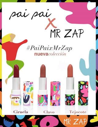 Pai Pai es una marca de cosméticos inspirada en el amor a México