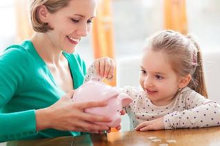 Enseña a tus hijos a ahorrar y así preparar su futuro financiero