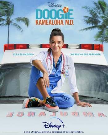 Doogie Kamealoha que estrena el 8 de septiembre