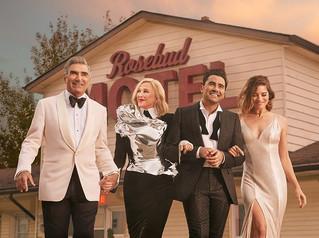 """La aclamada serie nominada al Emmy """"Shitt's Creek"""" llega a Comedy Central"""