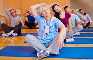 Hacer ejercicio favorece en cada edad y una vida más saludable