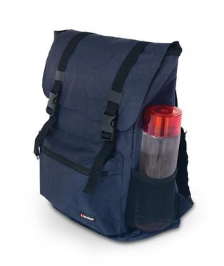 Viaja y explora con Backpack con correas de inspiración explorador de TechZone