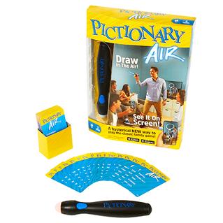 """Pictionary se suma al mundo de la tecnología y lanza el nuevo """"Pictionary Air"""""""
