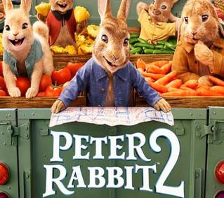 Regresa Peter Rabbit en un nuevo escenario