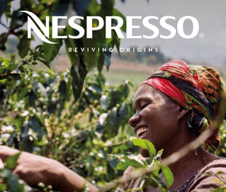 Nespresso lanza Reviving origins, compromiso en donde el café se encontraba amenazado